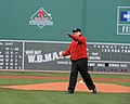 EPA New England Regional Administrator Pitches for Recycling at Fenway Park (8719091480).jpg