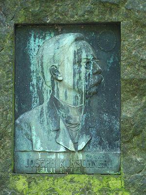 Joseph Kürschner - Image: ESA Hauptfriedhof 075