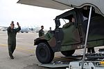 Eager Response supplies, personnel catch ride with VMGR-252 160224-M-RH401-095.jpg