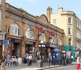 Image illustrative de l'article Earl's Court (métro de Londres)