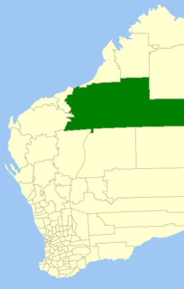 Shire of East Pilbara Local government area in Western Australia
