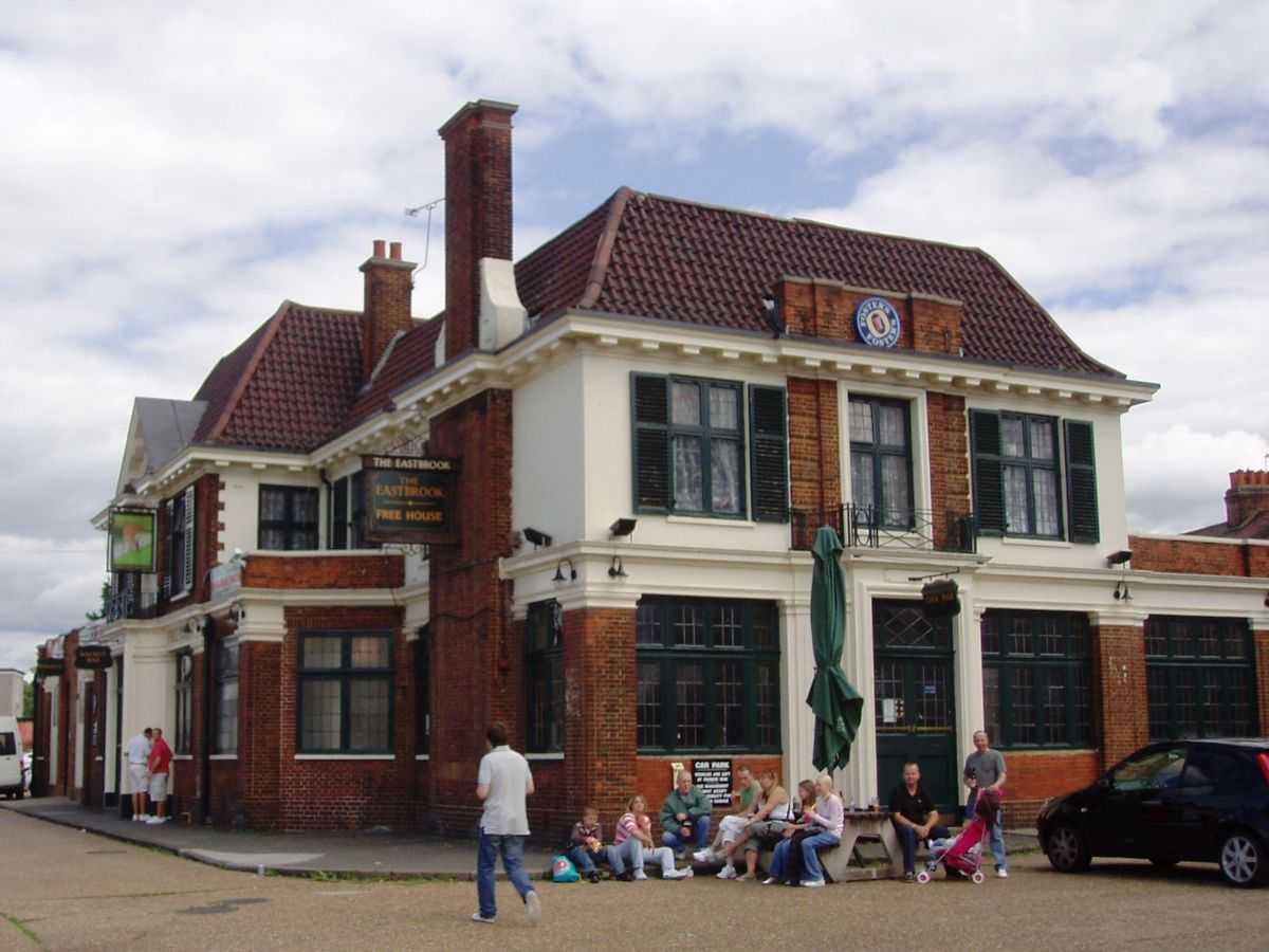 Eastbrook Dagenham Wikipedia