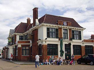 Eastbrook, Dagenham - The Eastbrook