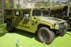 meaning of humvee