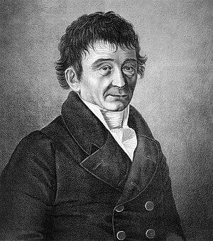 Sophie Germain - Ernst Florens Friedrich Chladni