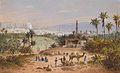 Ed Burmeister Blick über Kairo 1849.jpg