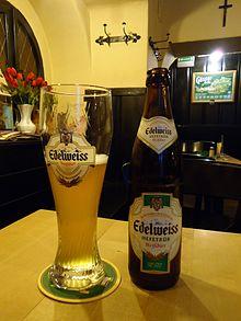 Edelweiss beer.1.JPG