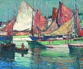 Edgar Payne Tuna Boats in Brittany.jpg