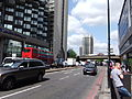 Edgware Road and Marylebone flyover - DSCF0278.JPG