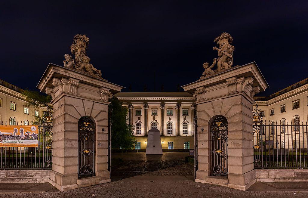 Universidad Humboldt De Berlín