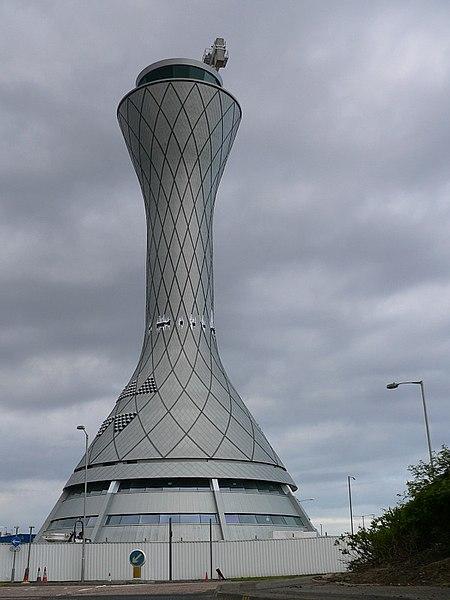 Torre de Control de edimburgo