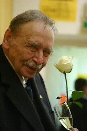Edmund Hlawka - Image: Edmund Hlawka 2003