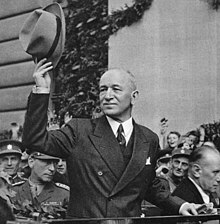 Edvard Beneš - Wikipedia