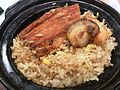 Eel and Scallop with Fried Rice.JPG
