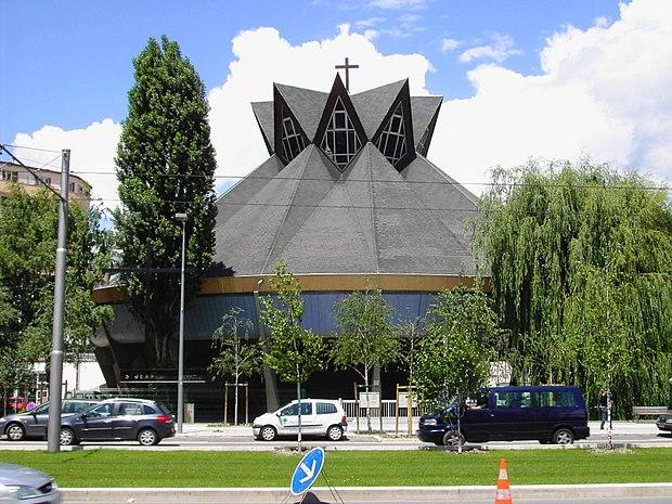 Monument historique à Grenoble