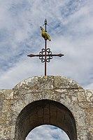 Eglise Saint-Pierre Marsilly girouette Charente-Maritime.jpg