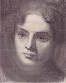 Egon Schiele - Porträt eines Mädchens - Portrait of a Girl - ca1907.jpg