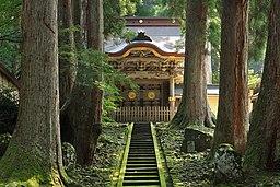 Eihei-ji Temple Chokushimon, Eiheiji-cho 2013