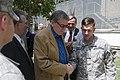 Eikenberry, Holbrooke visit NATO Training Mission - Afghanistan headquarters (4726614467).jpg