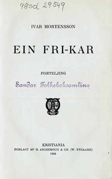 File:Ein Fri-Kar.djvu