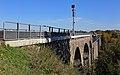 Eisenbahnbrücke in Zwettl 2018-10.jpg