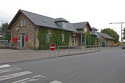 Sådan kommer du til Ejby St. med offentlig transport – Om stedet