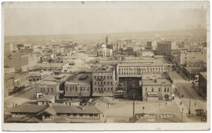 El Paso, Texas, ca. 1910