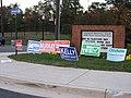 Election - November 2, 2010 - Signs (5141729756).jpg