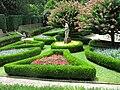 Elizabethan Gardens - sunken garden 02.jpg