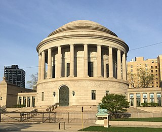 Elks National Veterans Memorial memorial building in Chicago, Illinois