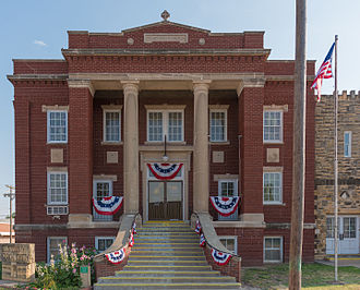 Hays, Kansas - Ellis County Historical Society Museum (2013)