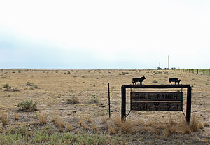 National Register of Historic Places listings in Weld County, Colorado - Image: Elmer and Etta Ball Ranch