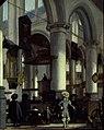 Emanuel de Witte - Interior of the Oude Kerk, Delft - 1941.1038 - Art Institute of Chicago.jpg