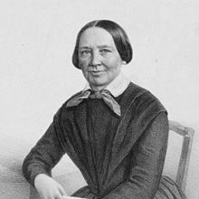 Emilie Zumsteeg, 1857 (Quelle: Wikimedia)