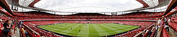Emirates Stadium - East stand Club Level.jpg
