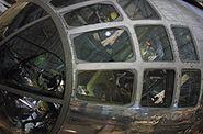 Enola Gay cockpit