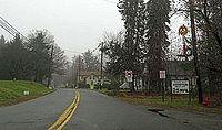 Entering Hampton, New Jersey along Route 635.jpg