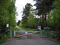 Entrance Gate to Crowthorne Wood - geograph.org.uk - 1270681.jpg
