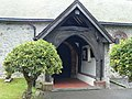 Entrance Porth, Llanelidan Church - geograph.org.uk - 579999.jpg