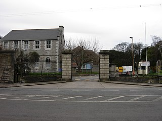 St. Brendans Hospital, Dublin Hospital in North Dublin, Ireland