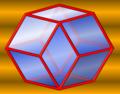 Enzo Bono - Dodecaedro rombico aureo.png