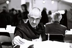 Eric Laurrent salon radio france 2011.jpg