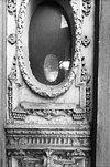 erker, linker zijkant versiering rondom oeil de boeuf - alkmaar - 20006417 - rce