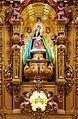 Ermita de la Virgen del Puerto Detail.JPG