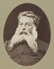 Portrait de Jean-Louis Ernest Meissonier (1815-1891)