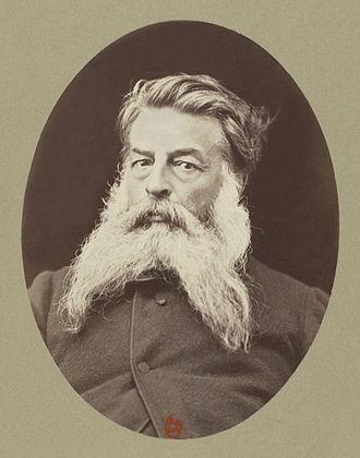 Ernest Meissonier - Image: Ernest Meissonier by RJ Bingham ca 1860 75b