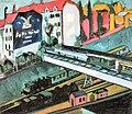 Ernst Ludwig Kirchner Straßenbahn und Eisenbahn (Berlin).jpg