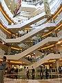 Escalators in Dream Mall, Taiwan.JPG
