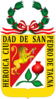 Official seal of Department of Tacna
