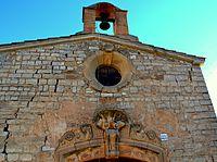 Església parroquial de Sant Salvador (Granyanella) - 1.jpg